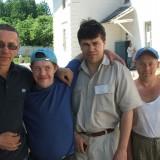 Borisov asylum for special needs adults, village Tarasiki