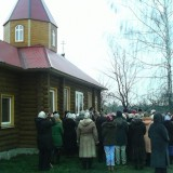 First church on the territory of an asylum