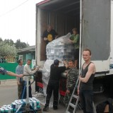 Our May humanitarian aid truck