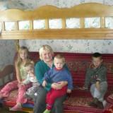 Оказание помощи нуждающимся семьям